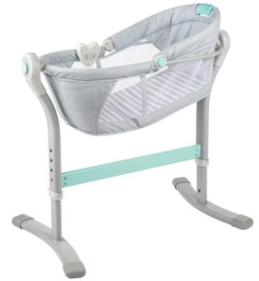 Прикроватная люлька Summer Infant By Your Bed Sleeper (91396) ноутбук hp 15 bs055ur 1vh53ea intel core i3 6006u 2 0 ghz 4096mb 500gb no odd intel hd graphics wi fi cam 15 6 1366x768 windows 10 64 bit