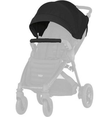 Капор для коляски Britax B-Agile/ B-Motion 4 Plus (cosmos black ) britax капор cosmos black для коляски b agile и b motion 4 plus
