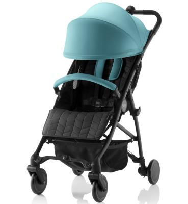 Прогулочная коляска Britax B-Lite (lgoon green) прогулочная коляска britax b lite steel grey