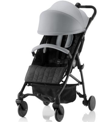 Прогулочная коляска Britax B-Lite (steel grey) прогулочная коляска egg stroller quantum grey