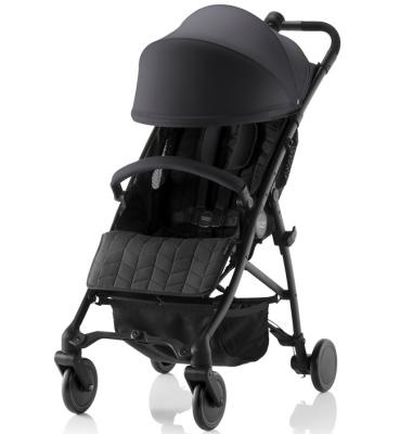где купить Прогулочная коляска Britax B-Lite (cosmos black) дешево