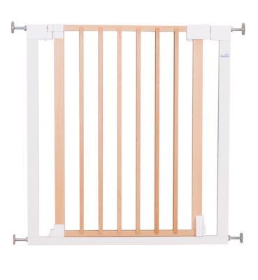Ворота безопасности 74,5-82,5 см Geuther Vario Safe (натуральный) ворота безопасности geuther easy lock