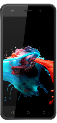 "Смартфон Jinga — серый 5"" 16 Гб LTE Wi-Fi GPS 3G JTOUCH4GGR"