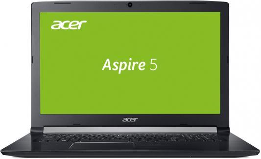 Ноутбук Acer Aspire A517-51G-532B 17.3 1920x1080 Intel Core i5-7200U NX.GSTER.007 моноблок acer aspire c22 720 dq b7cer 007 dq b7cer 007