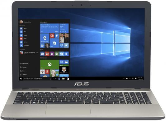 Ноутбук ASUS D541NA-GQ316 15.6 1366x768 Intel Celeron-N3350 90NB0E81-M05920 ноутбук asus a553sa 15 6
