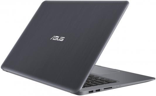 "Ноутбук ASUS VivoBook S15 S510UN-BQ193 15.6"" 1920x1080 Intel Core i3-7100U 90NB0GS5-M02700"