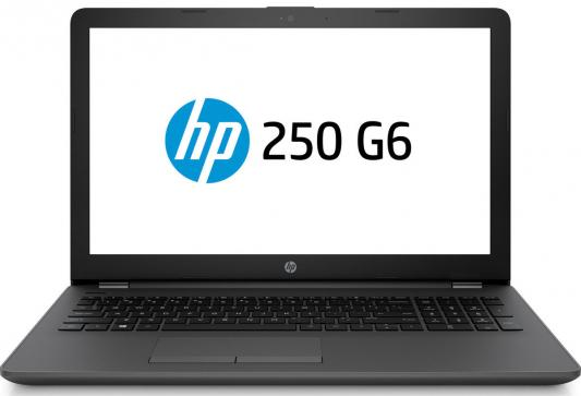 "Ноутбук HP 250 G6 15.6"" 1366x768 Intel Celeron-N3350 2SX58EA"