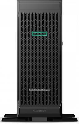 Сервер HP ProLiant ML350 878762-425 сервер hpe proliant dl360 gen10 1 up2 x 3106 xeon b [q9f01a]