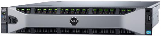 Сервер Dell PowerEdge R730xd 210-ADBC-155 сервер dell poweredge r730xd 210 adbc 123