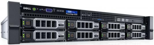 Сервер Dell PowerEdge R530 210-ADLM-117 сервер vimeworld