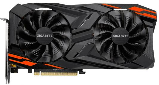 Видеокарта 8192Mb Gigabyte RX Vega 64 GAMING OC PCI-E HDMI DP HDCP GV-RXVEGA64GAMING OC-8GD Retail видеокарта gigabyte pci e gv n710sl 1gl nvidia