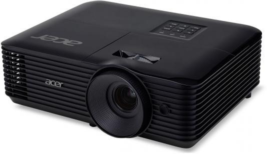Проектор Acer X168H 1920x1200 3500 люмен 10000:1 черный MR.JQ711.001 цена и фото