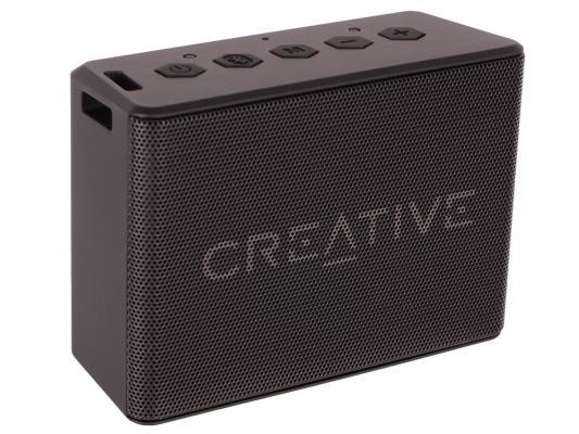 Портативная акустика Creative MUVO 2C черный creative comb