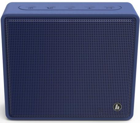 Портативная акустика Hama Pocket синий 00173121