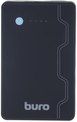 Внешний аккумулятор Power Bank 13000 мАч BURO RA-13000 QC3.0 черный аккумулятор внешний buro ra 8000