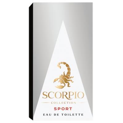 "Антиперспирант Scorpio ""Sport"" 150 мл цитрусовый 2121925 антиперспирант аэрозоль sport scorpio 150 мл"