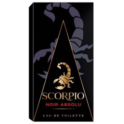 Антиперспирант Scorpio Noir Absolu 150 мл цитрусовый 2209818 red scorpio 77