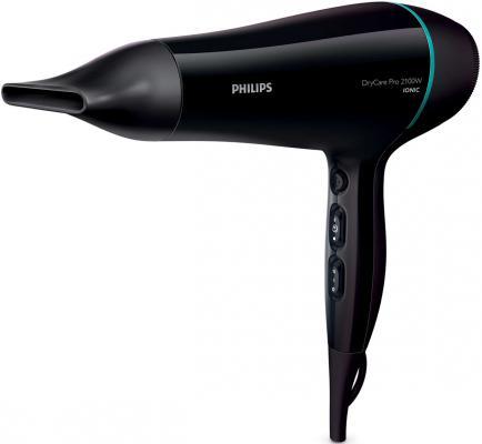 Фен Philips BHD174/00 чёрный фен philips bhd174 00 2100вт черный голубой