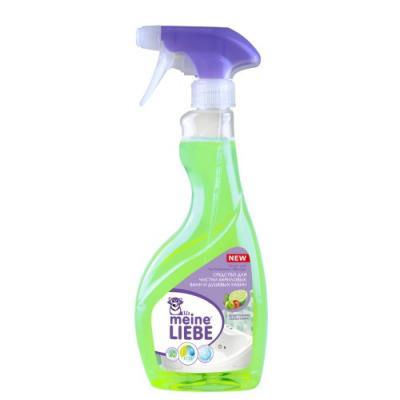 MEINE LIEBE Средство для чистки акриловых ванн и душевых кабин 500мл жидкое средство для стирки meine liebe ml31102