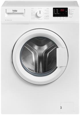 Стиральная машина Beko WRE 54P2 белый посудомоечная машина beko dis 15010