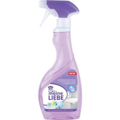 MEINE LIEBE Активный очиститель пластиковых окон и поверхностей цена и фото