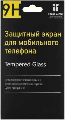 Защитное стекло прозрачная Red Line tempered glass для iPhone 6 Plus 0.3 мм неисправное оборудование аксессуар защитное стекло alcatel 3x 5058i red line tempered glass