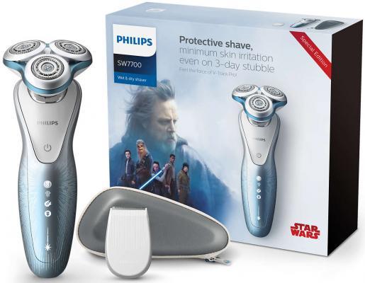 Бритва Philips SW7700/67 голубой