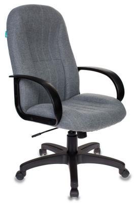 Кресло Бюрократ T-898AXSN/10-128 серый кресло руководителя бюрократ t 898axsn черный