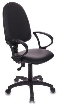 Кресло Бюрократ CH-1300/OR-16 черный кресло бюрократ ch 1300 black черный