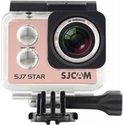 Экшн-камера SJCam SJ7 Star розовый