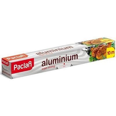 PACLAN Фольга алюминиевая рулон 10мх29см фольга алюминиевая 0 1 мм купить спб