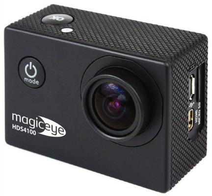 Экшн-камера Gmini MagicEye HDS4100 черный экшн камера gmini magiceye hds5100 black