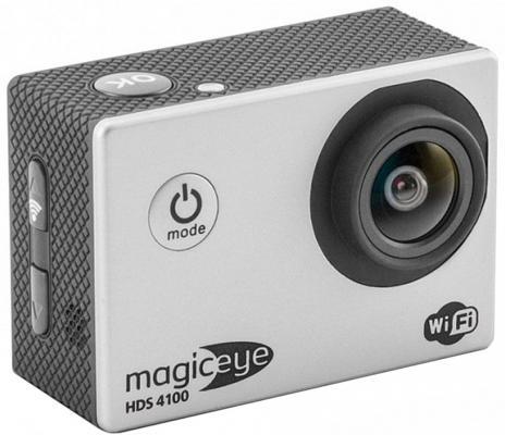 Экшн-камера Gmini MagicEye HDS4100 серебристый