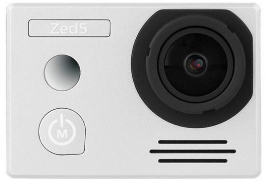 лучшая цена Экшн-камера AC Robin ZED5 1xExmor R CMOS 12Mpix серебристый