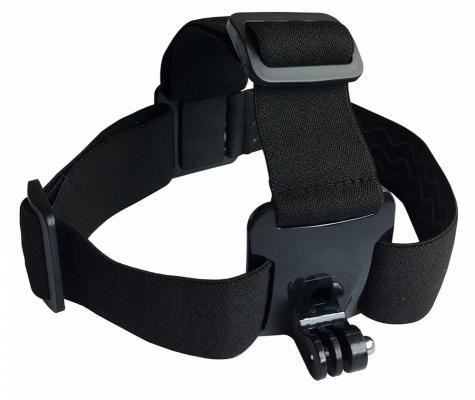 Держатель для экшн-камер Buro Head mount пластик/эластичная ткань GoPro GOPRO-HS 488725