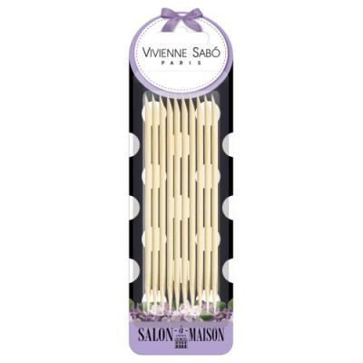 VS Деревянные палочки для маникюра/Manicure sticks/ Batonnets de manucure набор сопутствующие товары vivienne sabo manicure sticks набор 5 шт