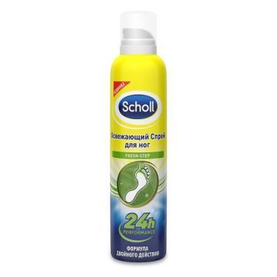 SCHOLL Спрей для ног Deo-Activ Fresh Освежающий активного действия 150 мл dr scholl scholl 60ml