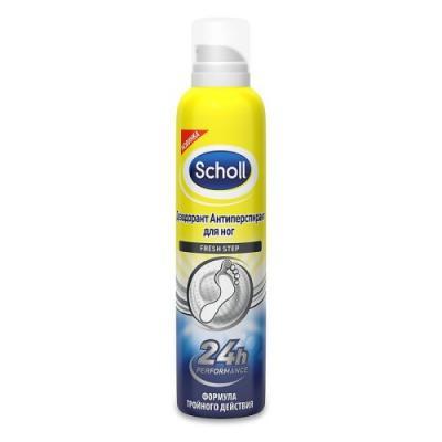 SCHOLL Дезодорант антиперспирант для ног 3 в 1 Odour Control Neutra-Activ 150мл dr scholl scholl 60ml