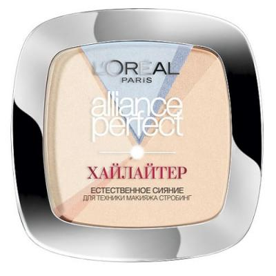 LOREAL ALLIANCE PERFECT Хайлайтер тон 302R жемчужный от 123.ru