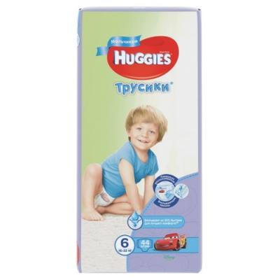 HUGGIES Подгузники-трусики Annapurna Размер 6 16-22кг 44шт для мальчиков huggies подгузники трусики для мальчиков 16 22 кг размер 6 44 шт