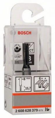 Фреза пазовая Bosch Std S8/D6/L16 2608628379