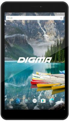 цена на Планшет Digma Plane 8558 4G 8 16Gb черный LTE Wi-Fi Bluetooth 3G Android PS8172PL
