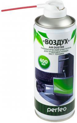 Пневматический очиститель Perfeo Air Duster 400 мл PF-A400  - купить со скидкой