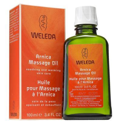 WELEDA Массажное масло с арникой 200 мл масло weleda массажное с арникой 100 мл 9922 7568