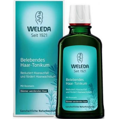 WELEDA Укрепляющее средство для роста волос с розмарином 100 мл weleda укрепляющее средство для роста волос с розмарином 100 мл