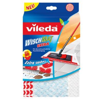 Насадка для швабры Vileda Экстра 142403 насадка для паровой швабры vileda стим