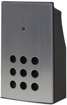 Звонок дверной беспроводной Zamel ST-337 Alcalino серебристый от 123.ru