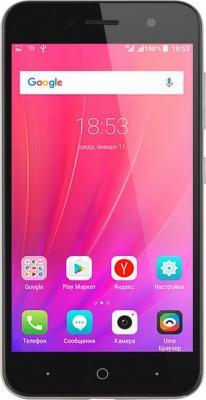 Смартфон ZTE Blade A520 16 Гб золотистый BLADEA520GOLD смартфон zte blade 32gb v8 золотистый