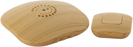 Звонок дверной беспроводной Эра Bionic Bright wood светлое дерево