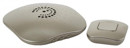 Звонок дверной беспроводной Эра Bionic шампань светодиодный беспроводной перезвон дверной звонок дверной звонок